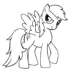Small Picture Get This Kids Printable Rainbow Dash Coloring Pages Free Online