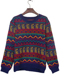 Jumper Pattern Stunning Sweater Pattern Red Blue Green Black Yellow Love Jumper