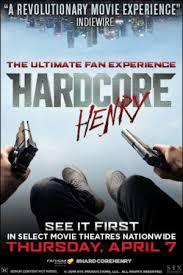 Image result for hardcore henry