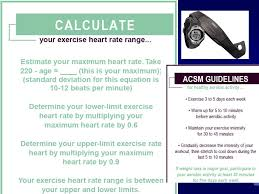 57 target heart rate continued