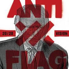 Album Review: <b>Anti</b>-<b>Flag</b> - <b>20/20 Vision</b> - mxdwn Music