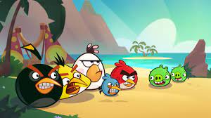 Angry Birds Reloaded brings slingshot madness to Apple Arcade - CNET