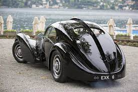 The type 57sc was a combination of the 57c and 57s. 1938 Bugatti Type 57sc Atlantic Chassis 57591