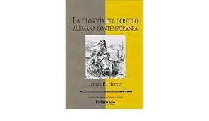 La filosofía del derecho alemana contemporánea (Spanish Edition) eBook:  Herget, James E, González Jácome, Jorge: Amazon.in: Kindle Store