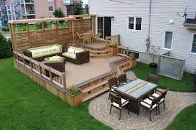 backyard deck design. Deck Ideas. Ideas Throughout B Backyard Design