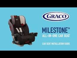 graco milestone all in one car seat