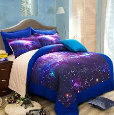 outer space bedding sky stars hipster galaxy sets universe duvet cover bed sheet fitted pillowcase twin outer space bedding galaxy sets twin queen size