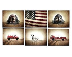 fire engine wall art vintage fire truck photo print fire engine boys room wall art photo decor fire truck room fire engine canvas wall art