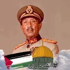 بعد تشكيك البعض بفبكرة صورة الزعيم... - محمد انور السادات
