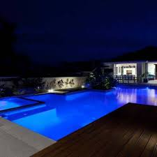 swimming pool lighting ideas. Blue Led House Pool Lighting Ideas Swimming Pool Lighting Ideas