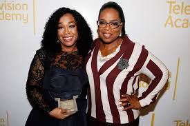shonda rhimes on how oprah winfrey inspired her com arnold turner invision for invision for the television academy ap