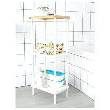 elegant ikea bathroom shelves and white wood bathroom shelf 12 ikea bathroom cabinet glass shelves