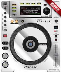 pioneer 850. pioneer cdj-850 skinz (pair) - metallics 850 e