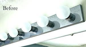 Bathroom Lights Best Bathroom Vanity Lights Light Electric Led 48 Bath Lighting