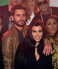 Image result for braless pictures of kourtney kardashian on girls' night out
