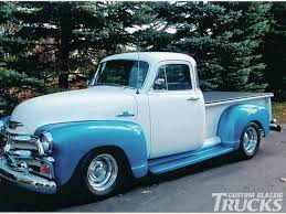 Truck chevy 1955 truck : 1955 Chevy Pickup | 1955 First Series Chevy/GMC Pickup Truck | '55 ...