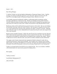 Letter Of Recommendation For Nursing School Job Recommendation Letter Nurse Plks Tk