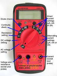 alternating current symbol. amprobe 15xp-a digital multimeter alternating current symbol