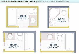 Best Master Bathroom Layouts Creditrestore Us