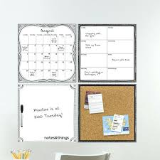 home office planner. Family Wall Calendar Organizer Decal Set Day Planner Home Office Sticker Student