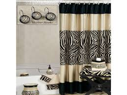 cream and black shower curtain. extraordinary cream and black long luxury satin shower curtains at walmart swing design: curtain h