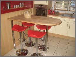 Image Table Haute De Cuisine Et Tabouret Table De Salon