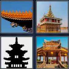 4 pics 1 word 6 letters level 3763 pagoda