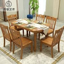 folding wooden dining table get ations a fen chi deformation folding wood dining tables and chairs