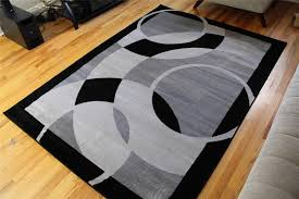 modern area rugs 8 10 blue