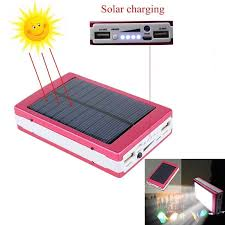 details about dual usb portable solar battery charger solar power bank diy case for cell phone