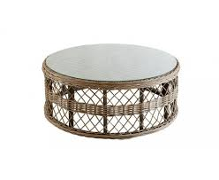 terrace coffee table rattan with