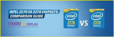 Z270 Motherboard Comparison Chart Intel Z270 Vs Z370 Chipset Comparison Guide Mwave Com Au