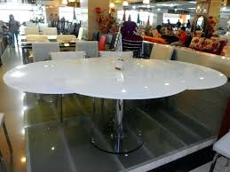 round table expand dining tables astounding expandable round dining table table extenders crossword
