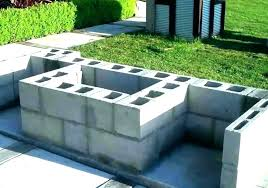diy brick outdoor fireplace plans free construction for