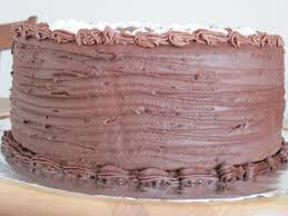 Decorated German Chocolate Cake 2010 Beatrix Cakes