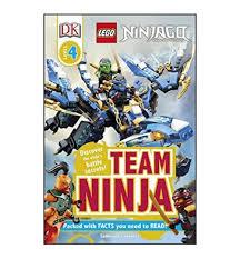 Buy LEGO NINJAGO: Team Ninja by Catherine Saunders Online in Pakistan> Online  Books Outlet