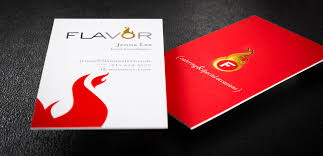 Visiting Card Design For Catering Services Custom Online Business Card Plastic Card Printing