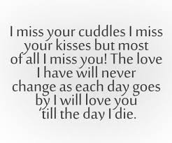 Missing Your Love Quotes Interesting Cute Missing You Quotes Quotes About Cute Missing You Sayings