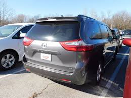 2018 New Toyota Sienna LE FWD 8-Passenger at Toyota of ...