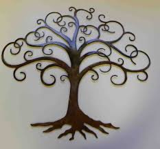 outdoor wall decor gallery 1 of 15 previous photo contemporary large oak tree metal  on contemporary large oak tree metal wall art with image gallery of contemporary large oak tree metal wall art view 1