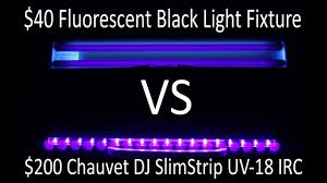 Black Light Vs Ultraviolet Light Fluorescent Vs Led Which One Is The Better Black Light