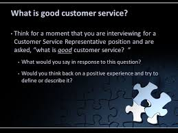 Customer Service Experience Definition Customer Service Objectives What Is The Definition Of Customer