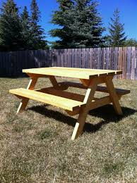 Free Picnic Table Designs Download Bar Height Picnic Table Plans Plans Diy Plans To