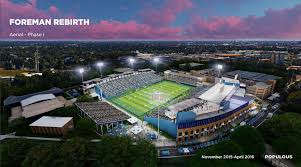 Odu Football Stadium Seating Chart Populous Expected To Design Foreman Field Renovation