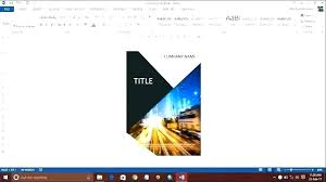 Publisher Cookbook Template Publisher Book Template Metabots Co