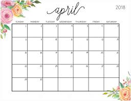 april 2018 word calendar free april 2018 calendar printable templates april 2018 calendar