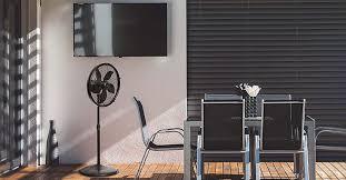 best outdoor fan waterproof standing