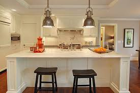 industrial lighting ideas. Industrial Lighting Modernizes A Bistro Kitchen Beautiful Id Ideas