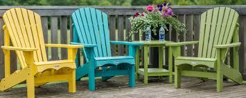 poly furniture adirondack chair