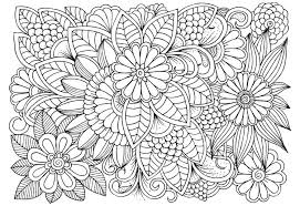 Therapeutic Coloring Pages Printable For Adults With Medium Size Of